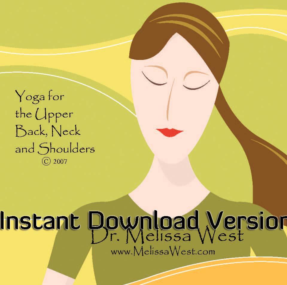 DVD Layout Yoga2 Upper Back