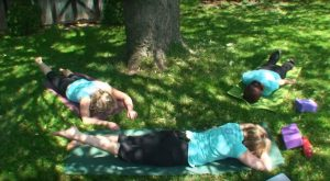Post image for Yoga with Melissa Episode 37: Special Series on Yamas & Niyamas: Aparigraha with Dr. Melissa West