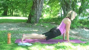 Post image for Yoga with Melissa 91 Yoga Stories Series:  Bhujangasana Cobra with Dr. Melissa West