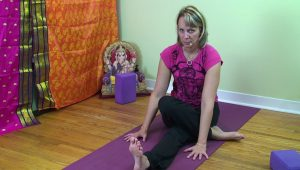 Post image for Yoga with Melissa 104, Yoga of Emotions, Courage
