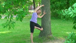 Post image for Yoga with Melissa 92 Yoga Stories Tree Pose or Vrksasana