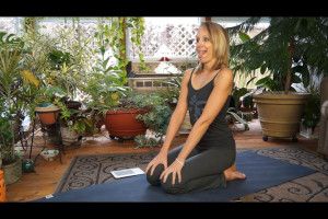 Post image for Yoga for Courage, Strength and Power, Lakshmi Series, Intermediate Class Yoga with Melissa 164