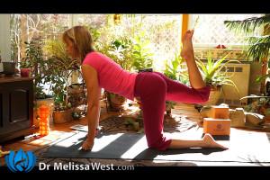 Post image for Yoga for Fertility and Abundance, Lakshmi Series, Yoga with Melissa 166