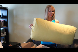 Post image for Unboxing a Bolster from Dusky Leaf