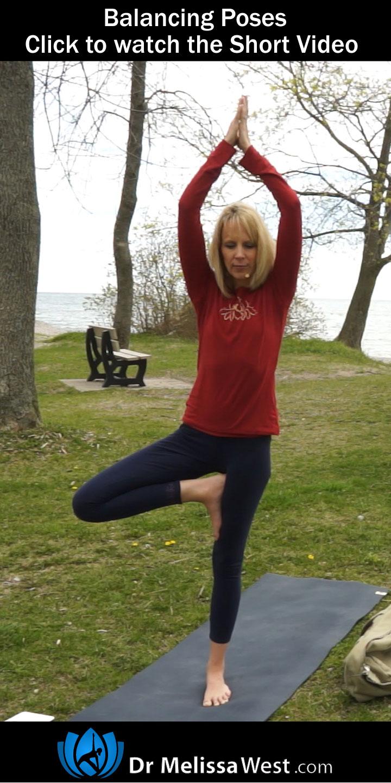 Balancing-Poses