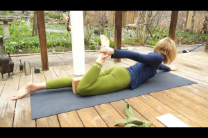 Post image for Bow Pose Pain Relief