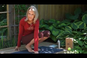 Post image for Mountain Pose: Stability, Harmony and Balance, Shailaputri Durga, Durga Series, Yoga with Melissa 182