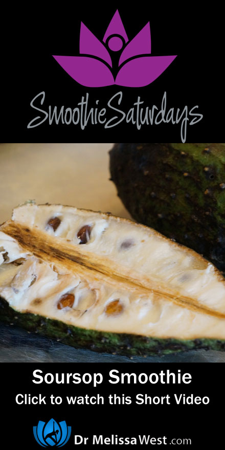 Soursop Smoothie Video Soursop Smoothie