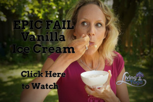 Post image for Vanilla Ice Cream – Epic Fail