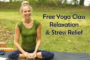 Post image for Yoga with Melissa 192: Yoga for Relaxation and Stress Relief, Benefits of Yoga Series