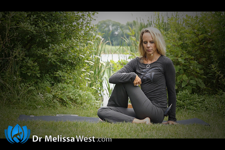 Free intermediate online yoga class yoga with melissa for Half lord of the fishes