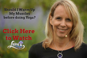 Post image for Should I warm up my muscles before doing yoga?