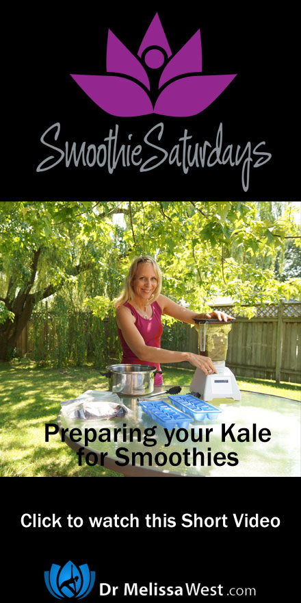 Preparing your Kale for Smoothies Preparing Your Kale for Smoothies
