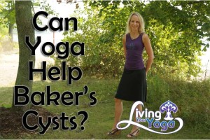 Post image for Yoga Question about Baker's Cyst