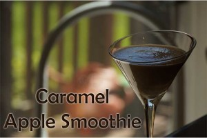 Post image for Caramel Apple Smoothie