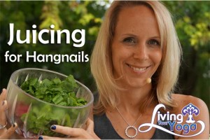 Post image for Juicing for Hangnails