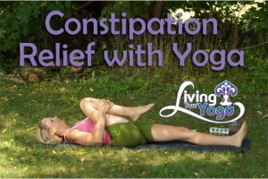 Post image for Constipation Relief with Yoga