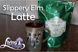 Post image for Slippery Elm Latte
