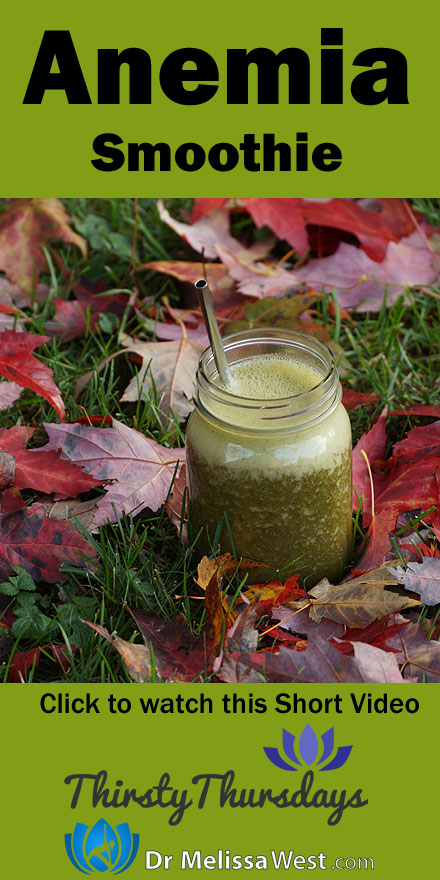 Smoothie-for-Anemia