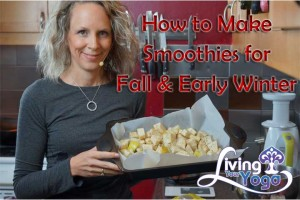 Post image for Smoothies for Fall and Early Winter