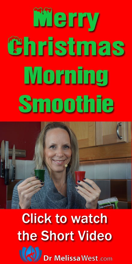 Merry Christmas Morning Smoothie Christmas Layered Smoothie Epic Fail?