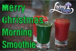 Post image for Christmas Layered Smoothie – Epic Fail?