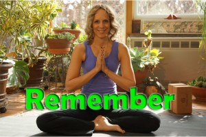 Post image for Remember Who You Are, 45 min Hatha Yoga Class, Hanuman Series, Yoga with Melissa 216