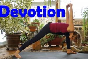 Post image for Yoga with Melissa 215, Yoga for Devotion, Bhakti Yoga, Hanuman Series