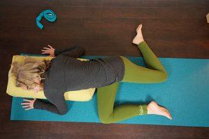 Post image for Yoga with Melissa 221, How to be Humble, 50 min Intermediate Yoga Class, Hanuman Series