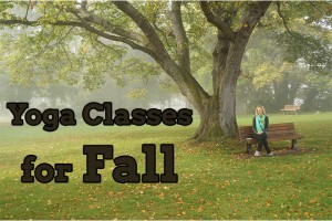 Post image for Yoga classes for Fall
