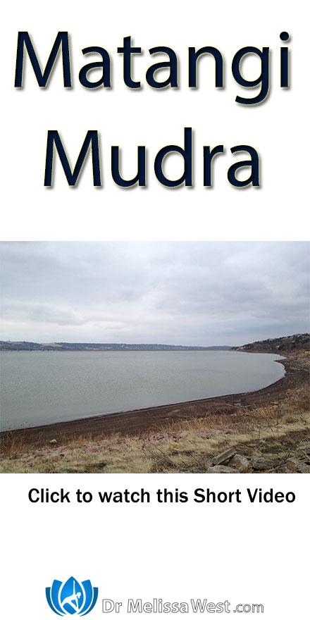 Matangi-Mudra