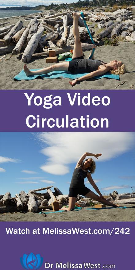 Yoga-Video-on-Circulation