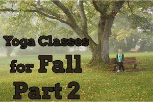Post image for Free Yoga classes for Fall