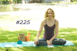 Post image for Yoga with Melissa 225, The Niyamas, The 8 Limbs of Yoga Series, 45 min Yoga Class for Hips, Ankles & Knees