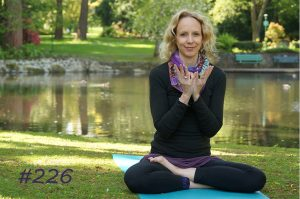 Post image for Yoga with Melissa 226, Third Limb of Yoga: Asana, 8 Limbs of Yoga, How to do Lotus Pose Safely, 1 hr Yoga Class