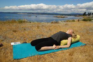 Post image for Yoga with Melissa 233, Surya Namaskar Sun Salutation Yoga, Guru Mantra, 50 min, Yoga Stories 2