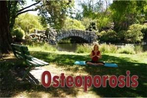 Post image for How can yoga help rebuild bone mass?