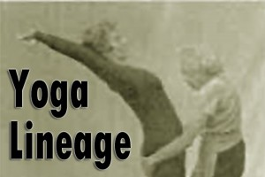 Post image for Yoga Lineage, the Golden Chain of Teachers