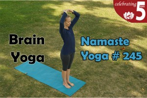 Post image for Namaste Yoga 245 Nourishing Your Mind
