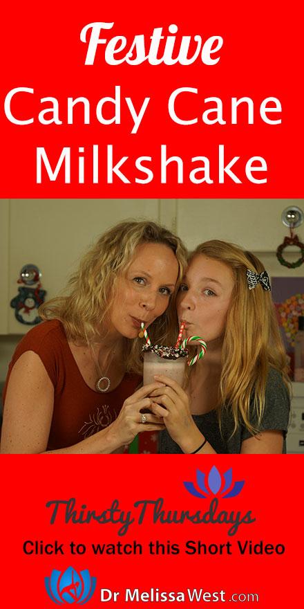 Festive-Candy-Cane-Vegan-Milkshake