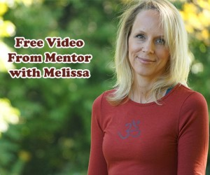 Post image for Mentor with Melissa