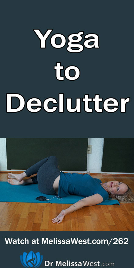 Yoga-to-Declutter
