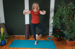 Post image for Harmony: Yoga for Energy   How to Boost Energy   55 min Intermediate Hatha Yoga Class   Yoga with Dr. Melissa West 267