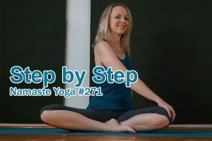 Post image for Step by Step Beginner Yoga, Yoga with Melissa 271