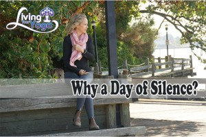 Post image for Three Reasons to Take a Day of Silence