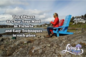 Post image for Top 3 Places to Clear Your Mind in Victoria and Easy Techniques in each place