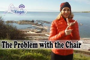 Post image for The Problem with the Chair and Screen Habit and How Yoga Can Help