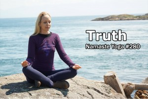 Post image for Namaste Yoga 280: Is it True? An Intermediate Yoga Class