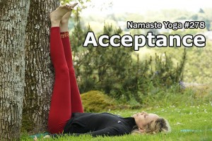 Post image for Namaste Yoga 278 Accept Your Inner Critic an Intermediate Class