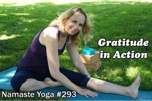 Post image for Yoga for Chest, Shoulders & Hips | 55 min Hatha Yoga | Gratitude Series | Yoga with Dr. Melissa West 293